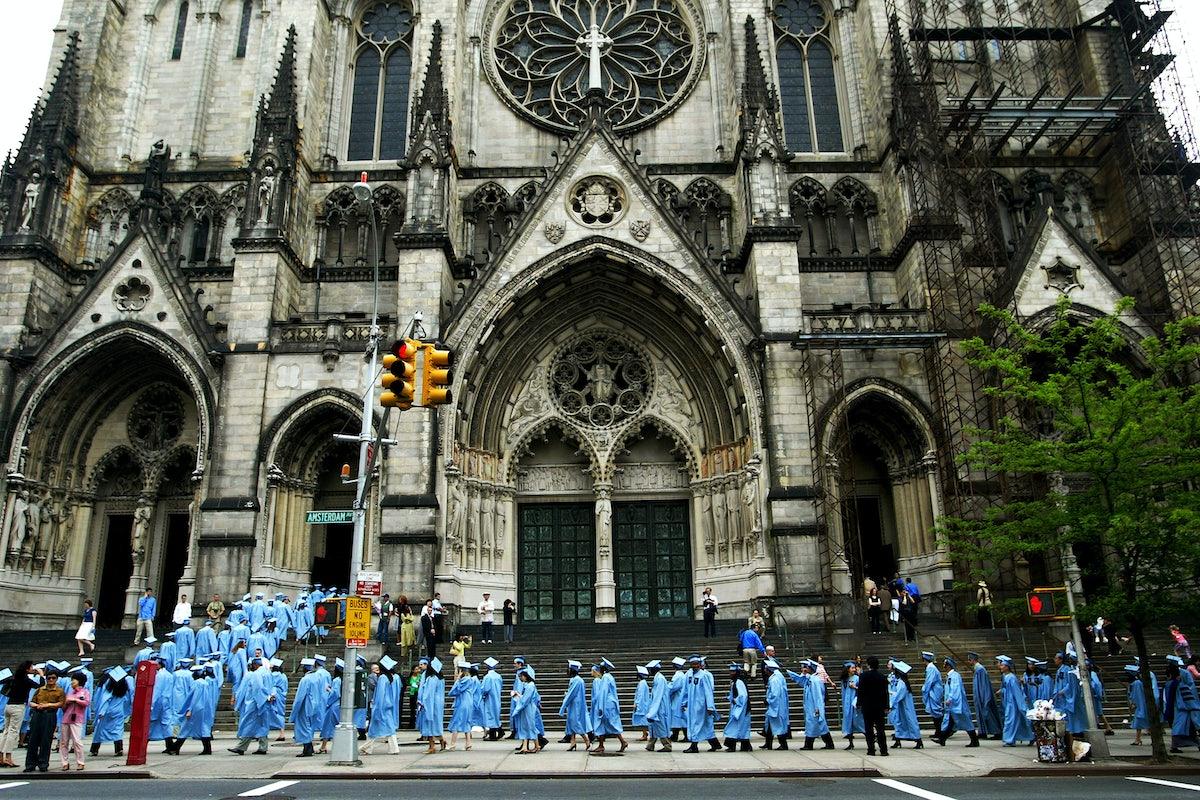 Columbia's War On Labor | The New Republic