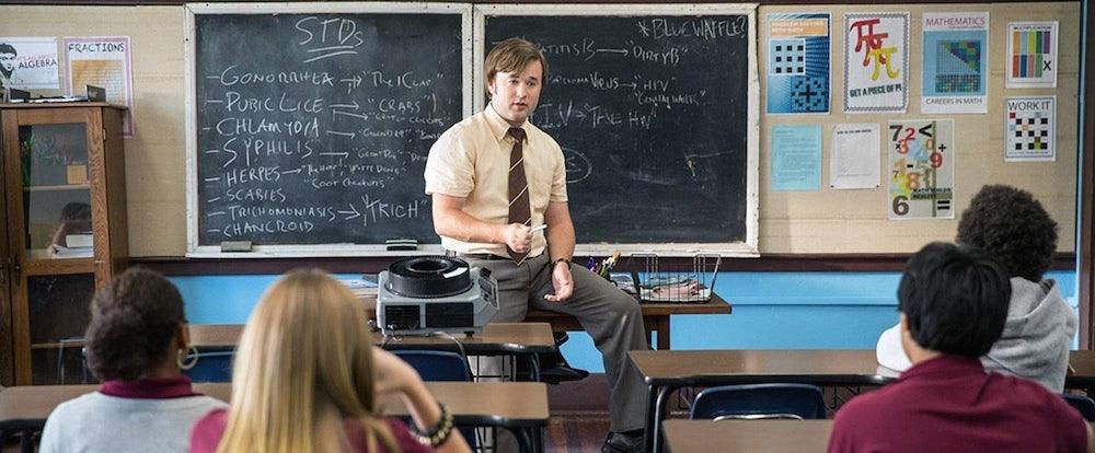 Ed in public school sex phrase