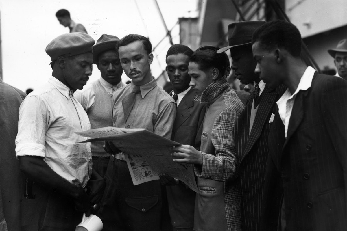 The Caribbean Immigrants Who Transformed Britain | The New