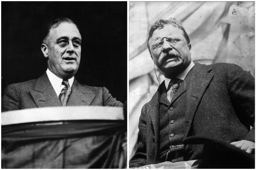 newrepublic.com - The Myth of the Roosevelt 'Trustbusters'