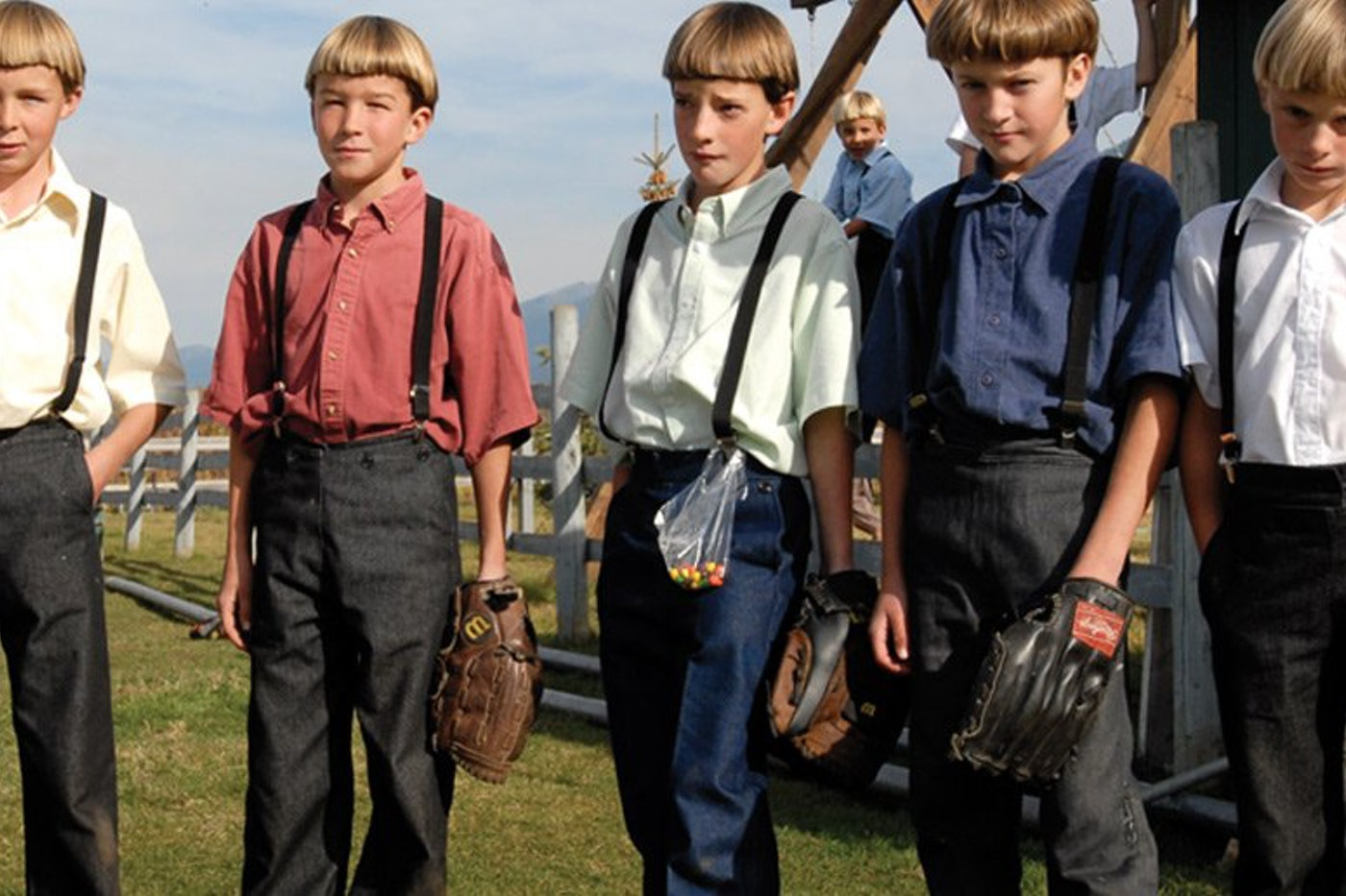 Amish Baseball The Boys Of Lancaster The New Republic