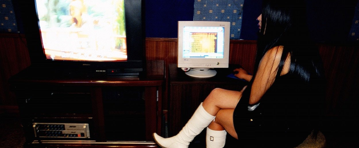 Free online latina porn