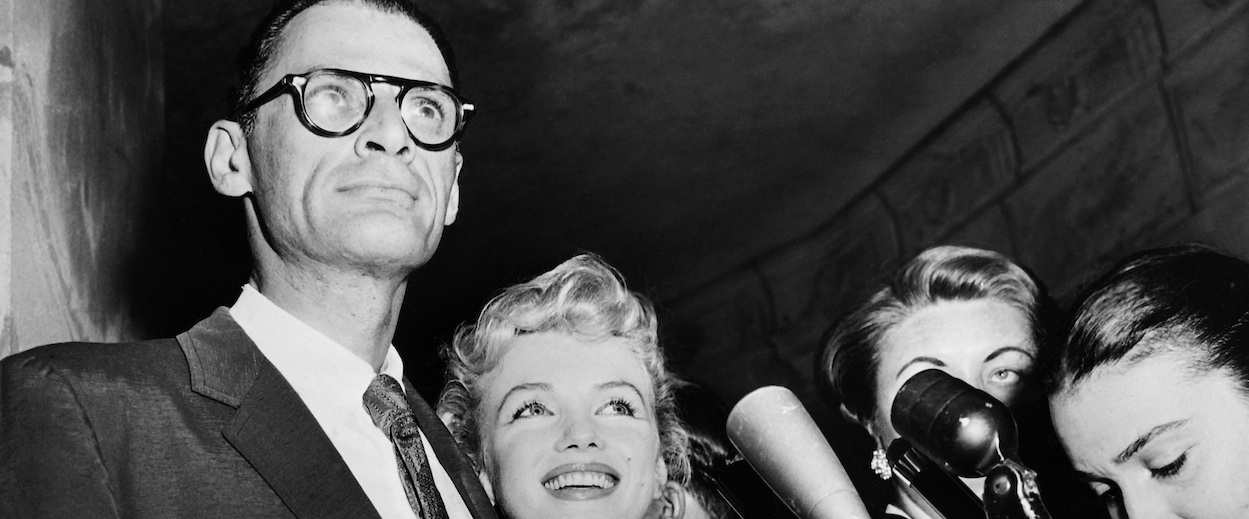 arthur miller why i wrote the crucible