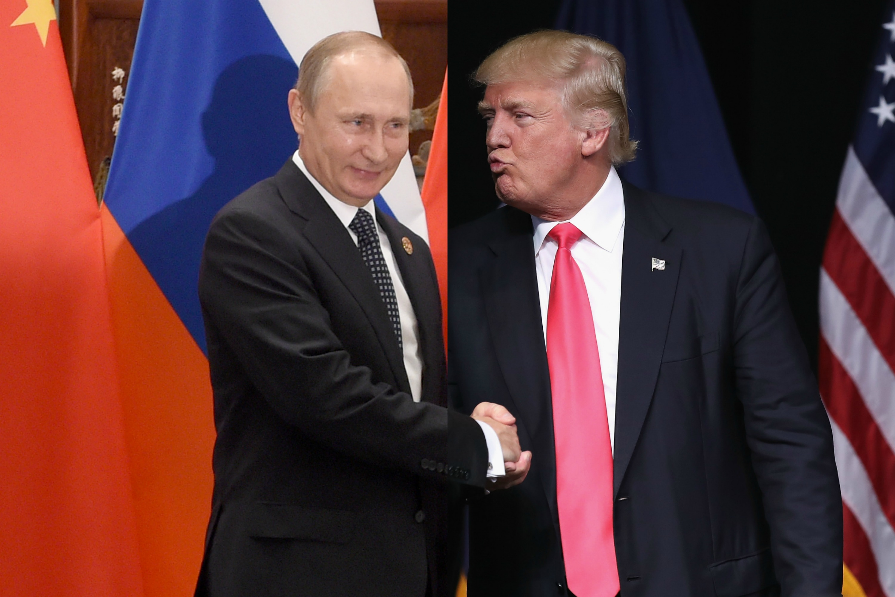 Why Donald Trump Can T Stop Praising Vladimir Putin The New Republic