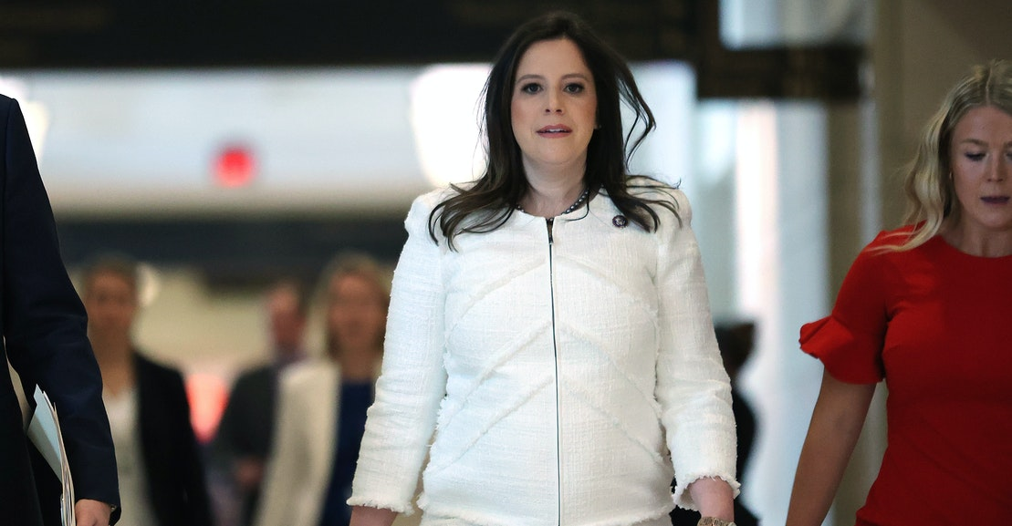 Elise Stefanik Mendapat Trumpier Masih Dengan Serangan Imigrasi Baru
