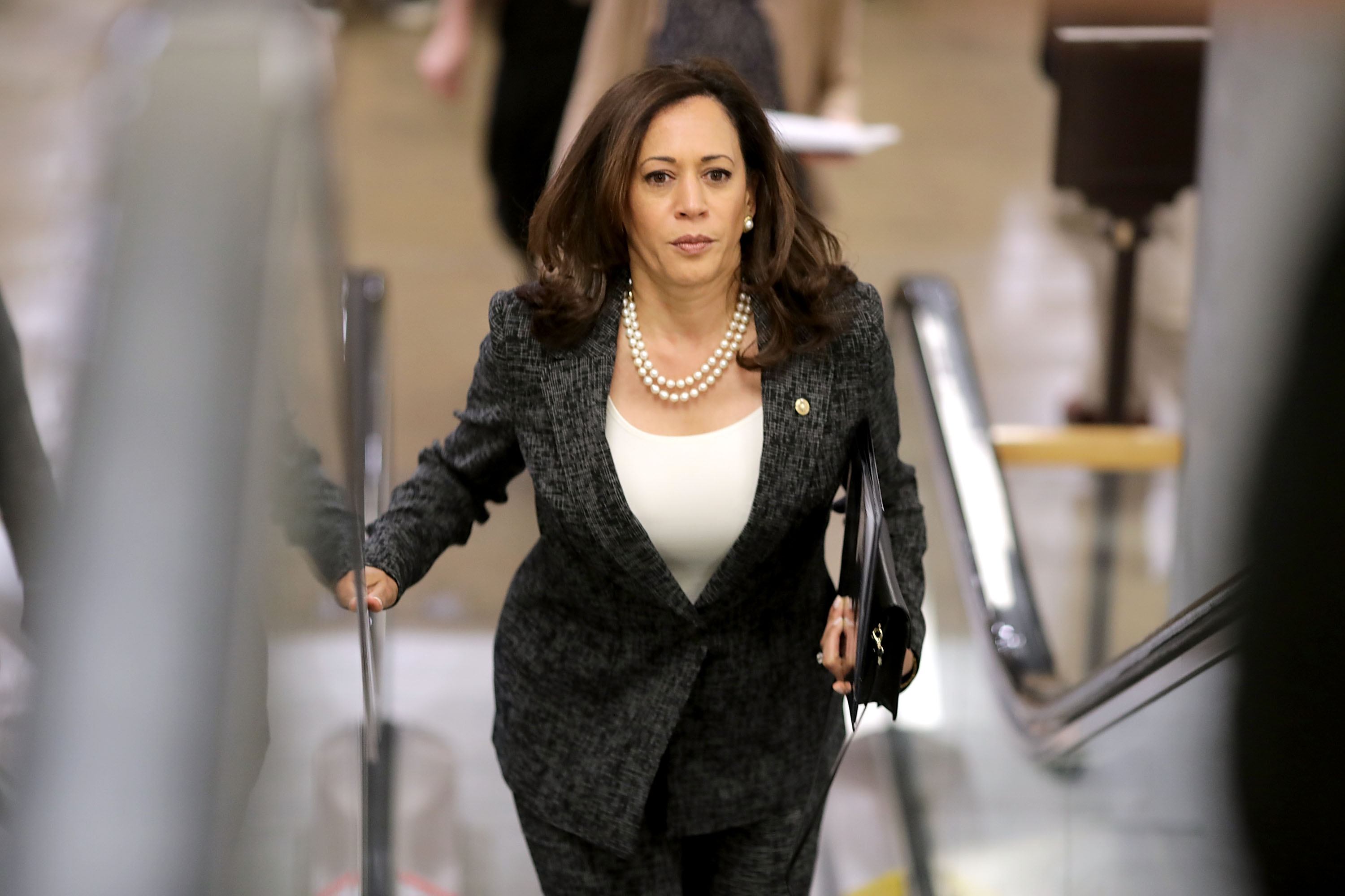 The Left S Misguided Debate Over Kamala Harris The New Republic