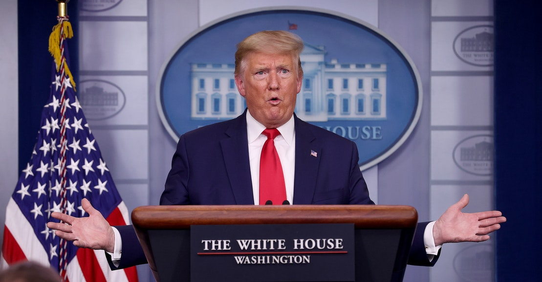 Drag Trump Over the Coals