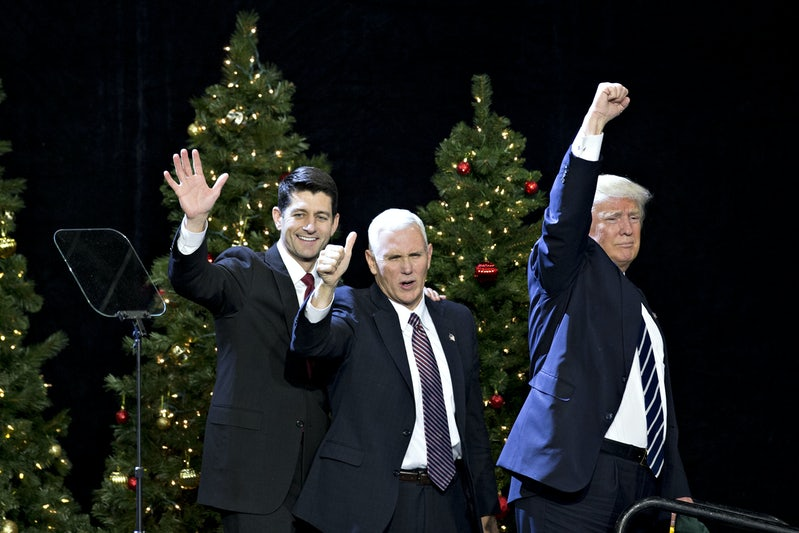 Image result for photos of republicans of us congress at christmas time
