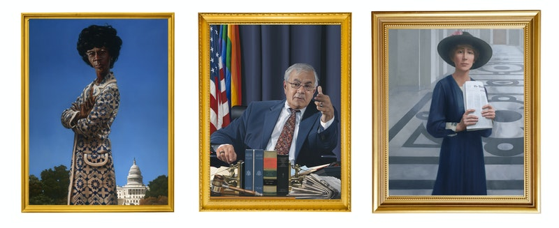 Painted Out Of Government Art The New Republic