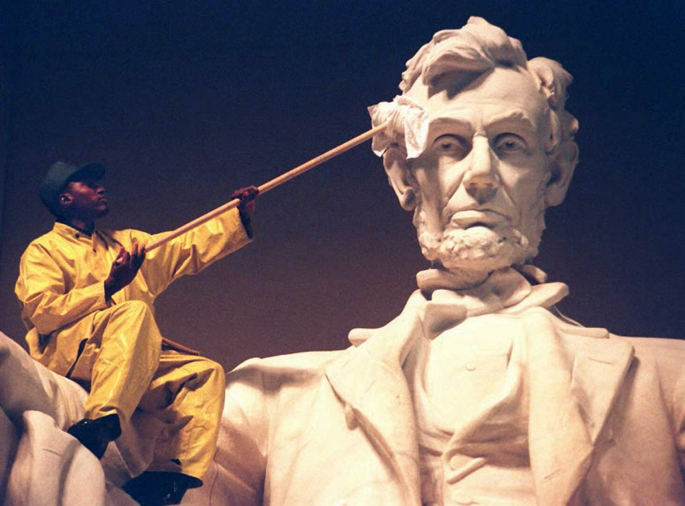 The Making of an Antislavery President