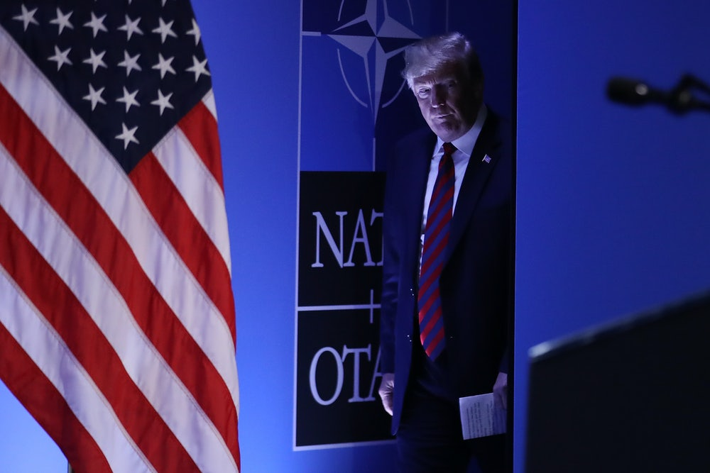 NATO Is Expanding, and Everyone Is Curiously Silent
