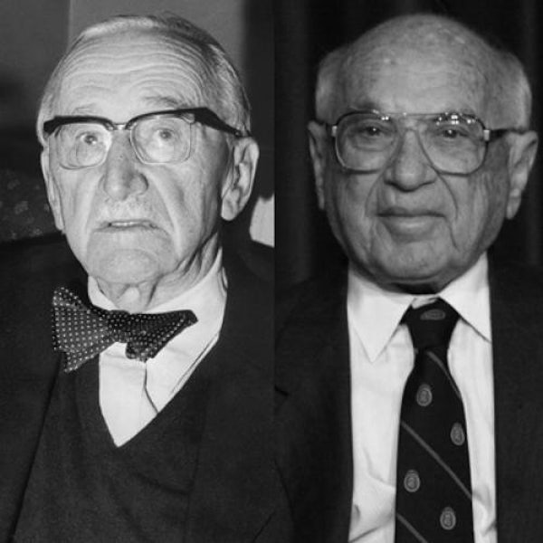 Hayek Friedman And The Illusions Of Conservative Economics The