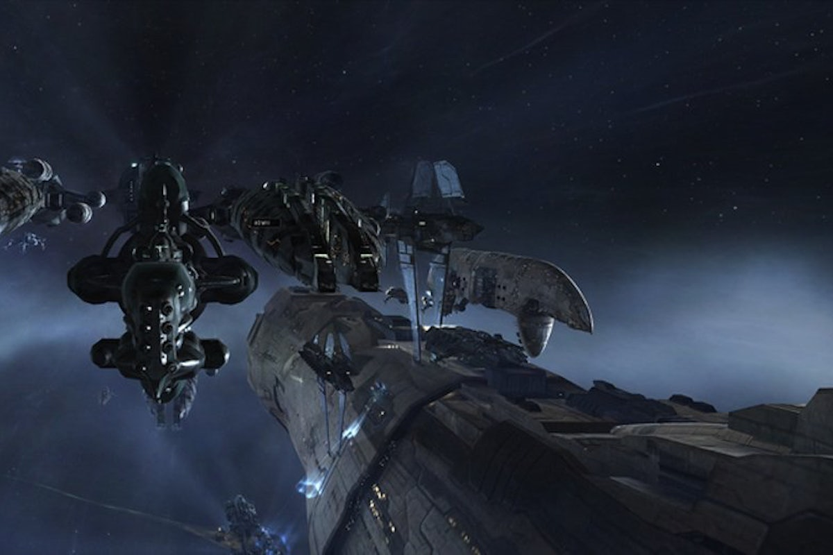 Cyberspace Politics: Eve Online and Democracy | The New Republic