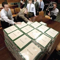 Budget delivered to Congress