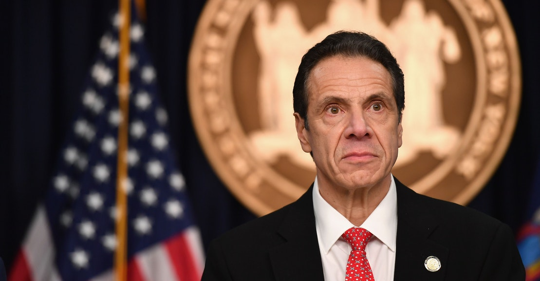 Andrew Cuomo Is Screwed