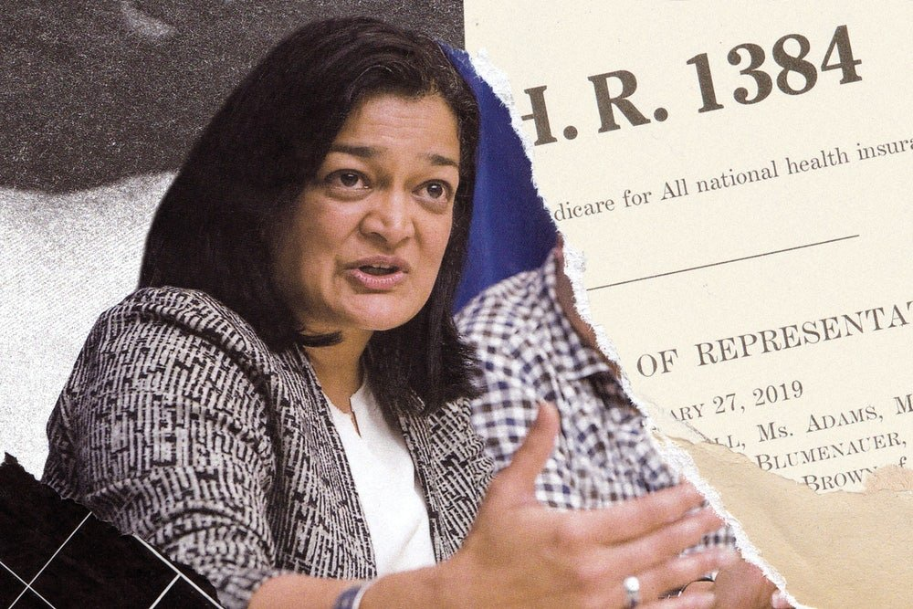 Pramila Jayapal's Vision of Power