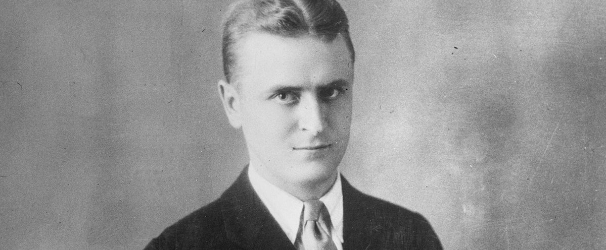 How F Scott Fitzgerald Wrote And Revised Tender Is The