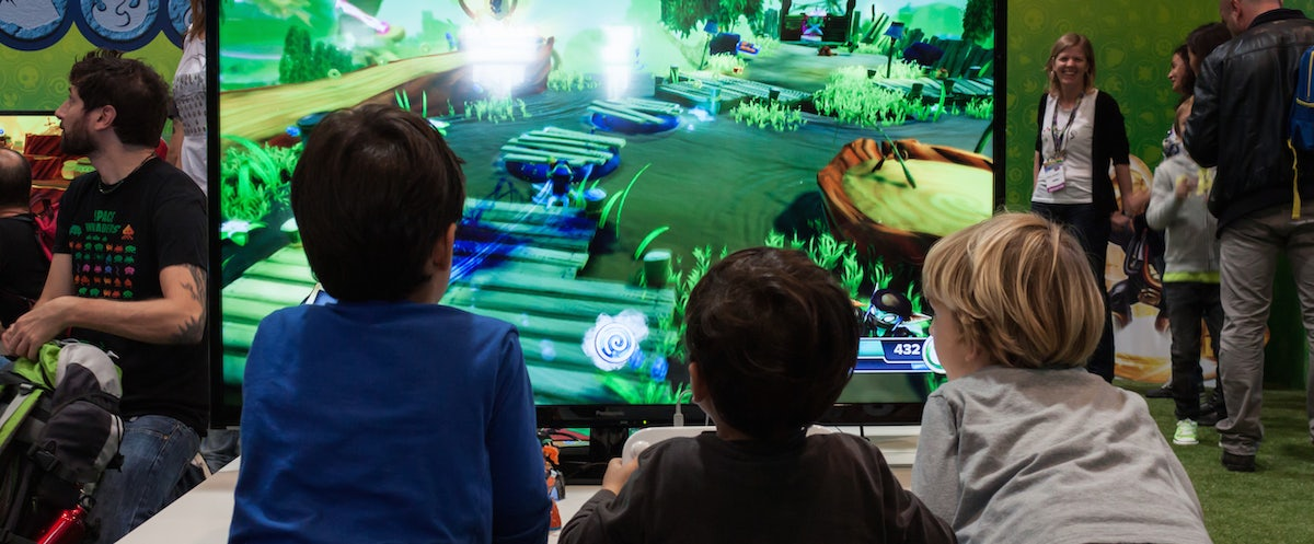 Playing Video Games Can Improve Your Dreams   The New Republic