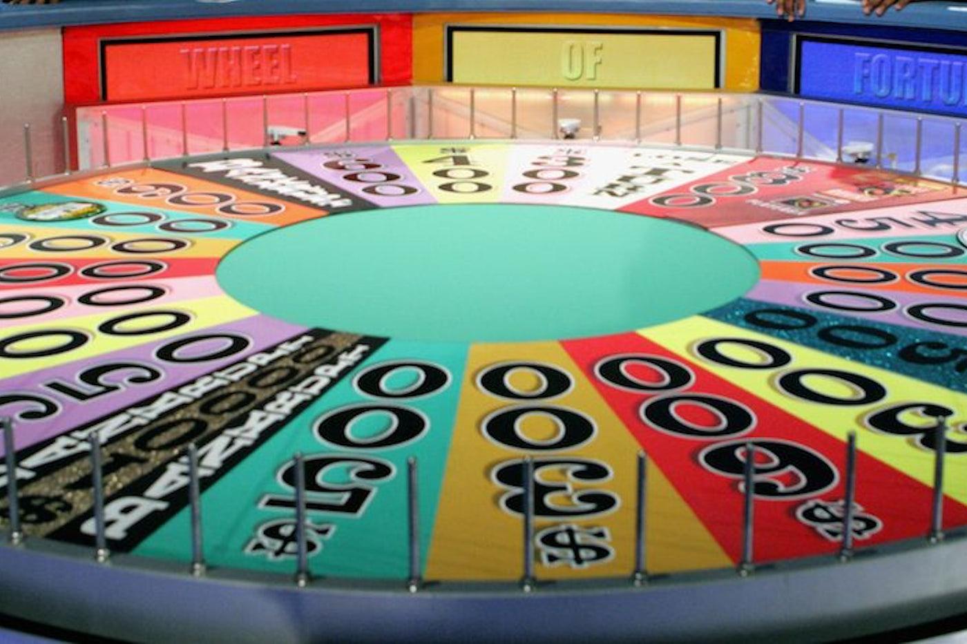 Wheel of fortune free spinner