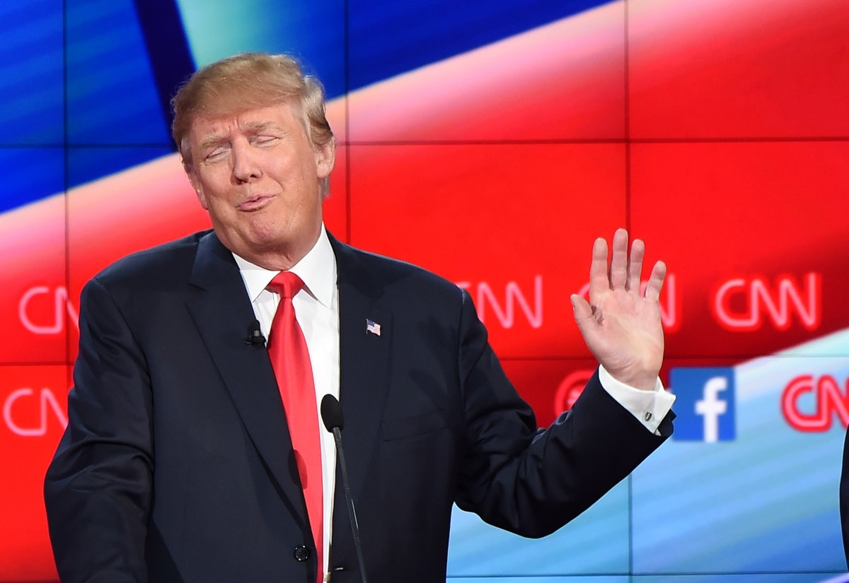 Donald Trump Doesnt Have Clue About My >> Donald Trump Is Treating Fox News Like It S State Tv The New Republic