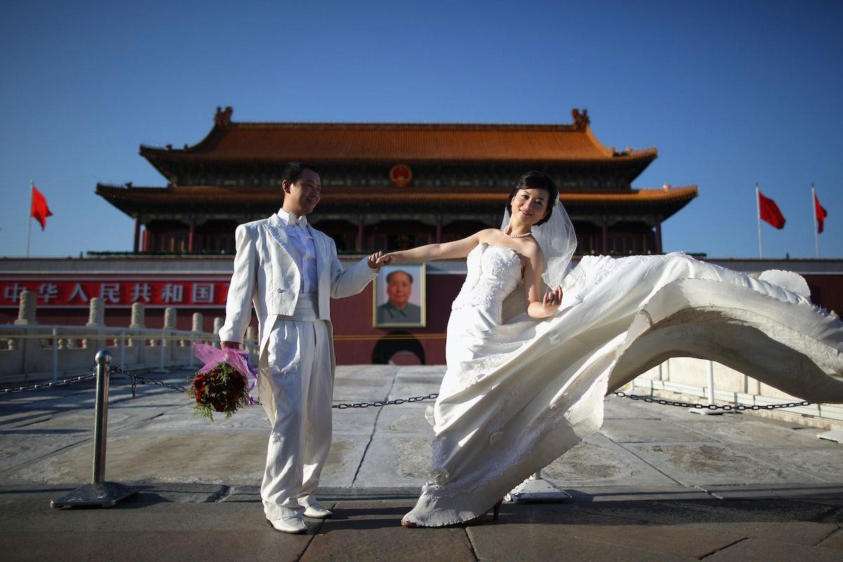 Kiina dating Show 2016