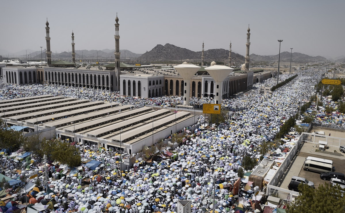 Iranians Are No Longer Allowed To Make The Pilgrimage To Mecca