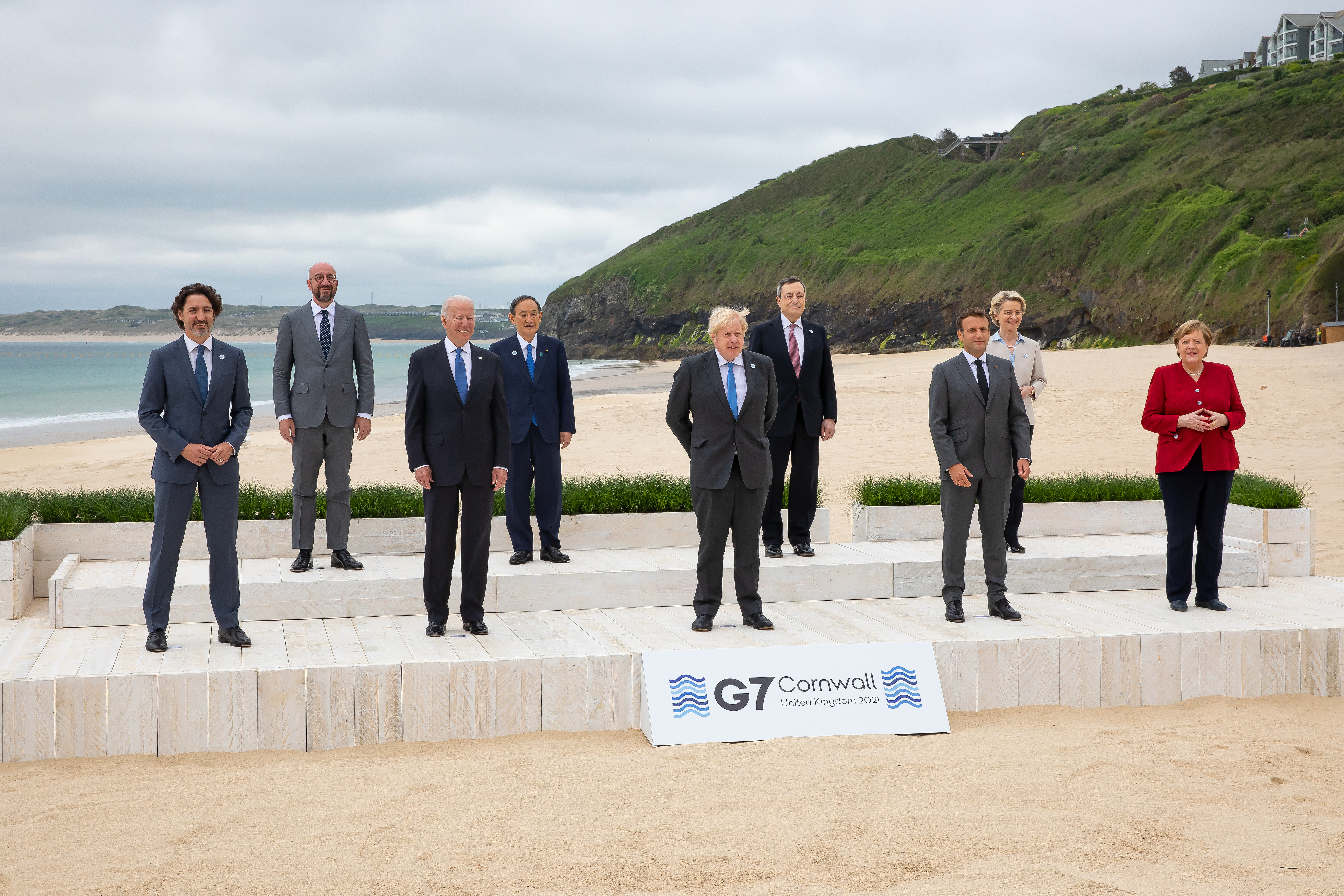"""Corporations Urging """"Bold Action"""" on Climate at the G7 Gave $1.7 Million to Politicians Blocking It in the U.S."""