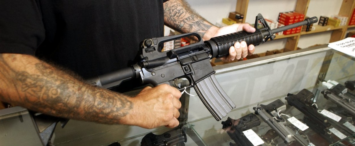 NRA and Assault Weapons Ban: How to Improve It   The New