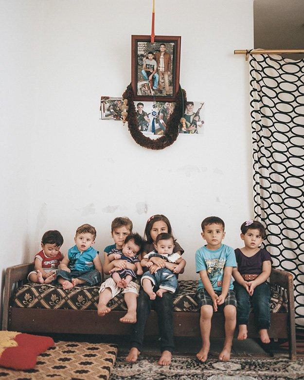 Identity papers issued to a Jewish refugee, Gabriela Deutsch, in ...