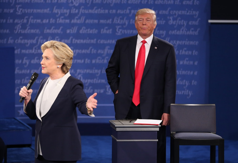 Highlights from the Second Presidential Debate   The New ...