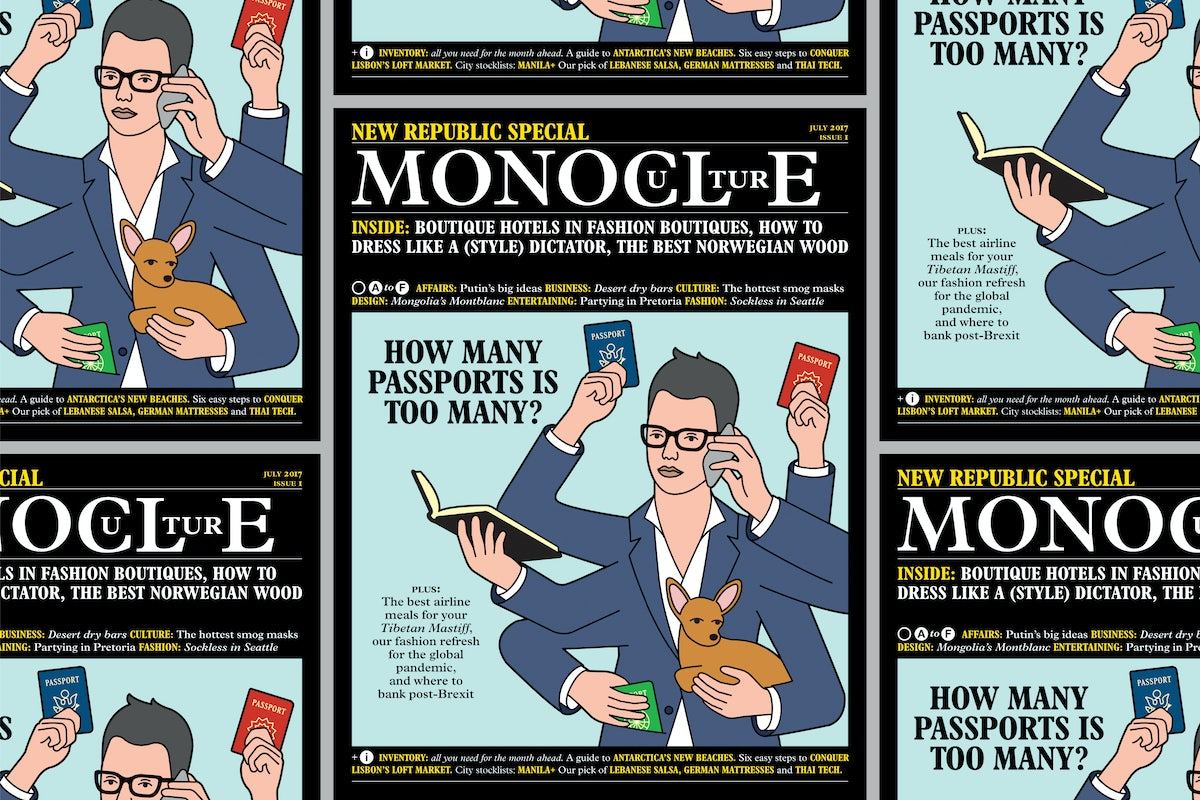 Monocle's View From Nowhere | The New Republic