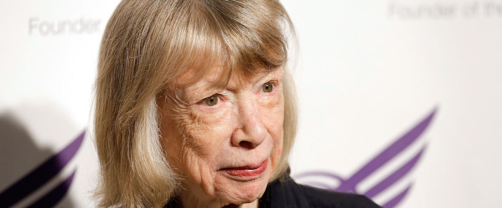 joan didion at the dam summary