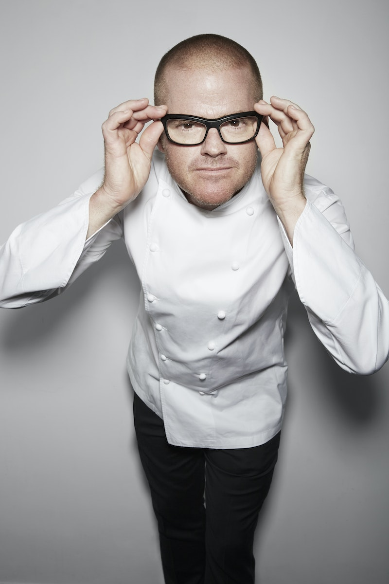 Can Heston Blumenthal Transform How You Eat? | The New Republic
