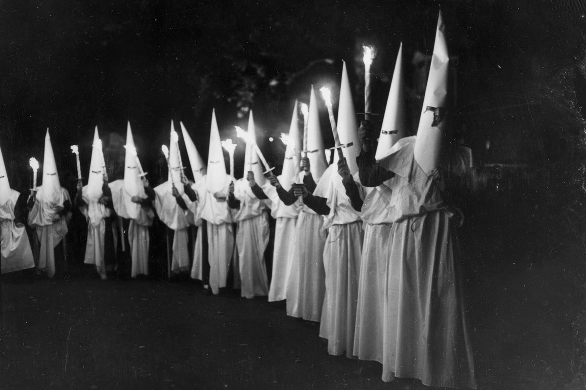 How the Klan Got Its Hood | The New Republic