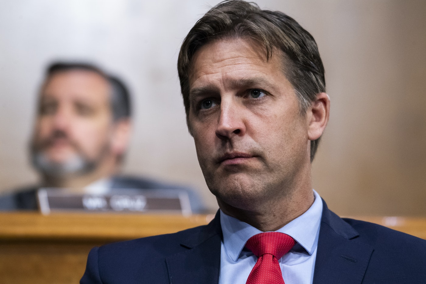 Senator Ben Sasse at a Judiciary Committee hearing