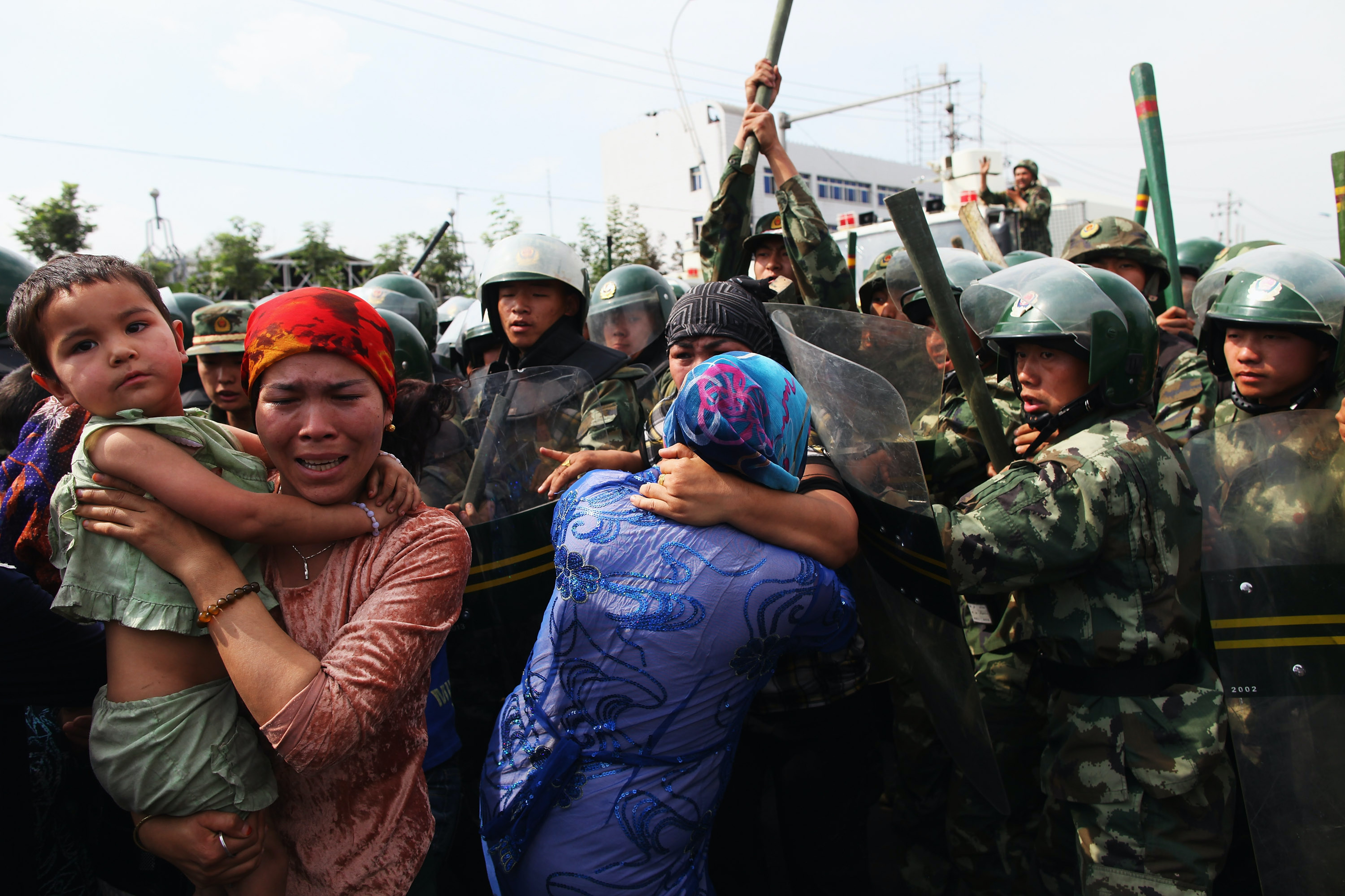 The Left's Deafening Silence on China's Ethnic Cleansing
