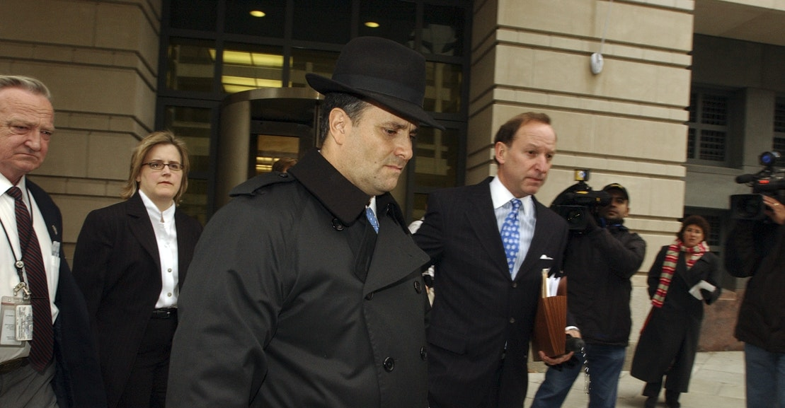 It's Jack Abramoff's time to shine. - New Republic