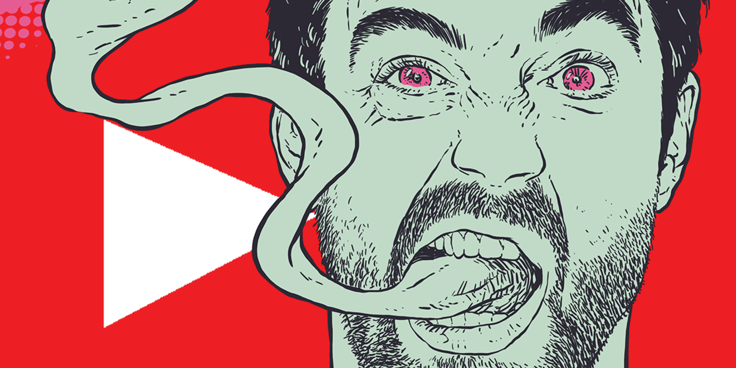 How YouTube Became a Breeding Ground for a Diabolical Lizard Cult | The New Republic