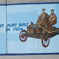 First Flint Built Buick in 1904