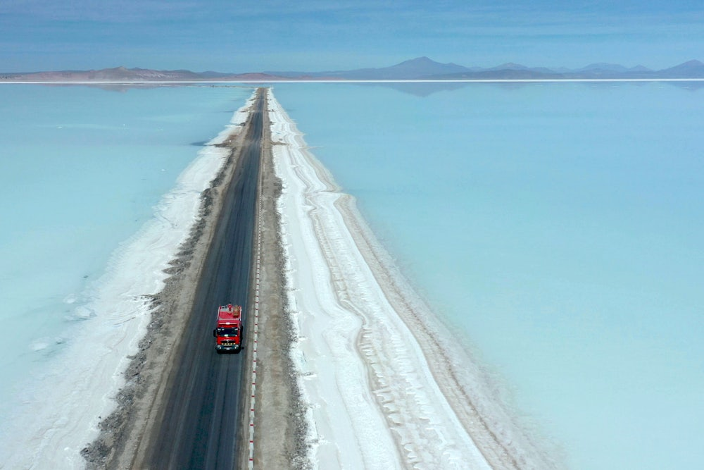 Climate Change's Great Lithium Problem