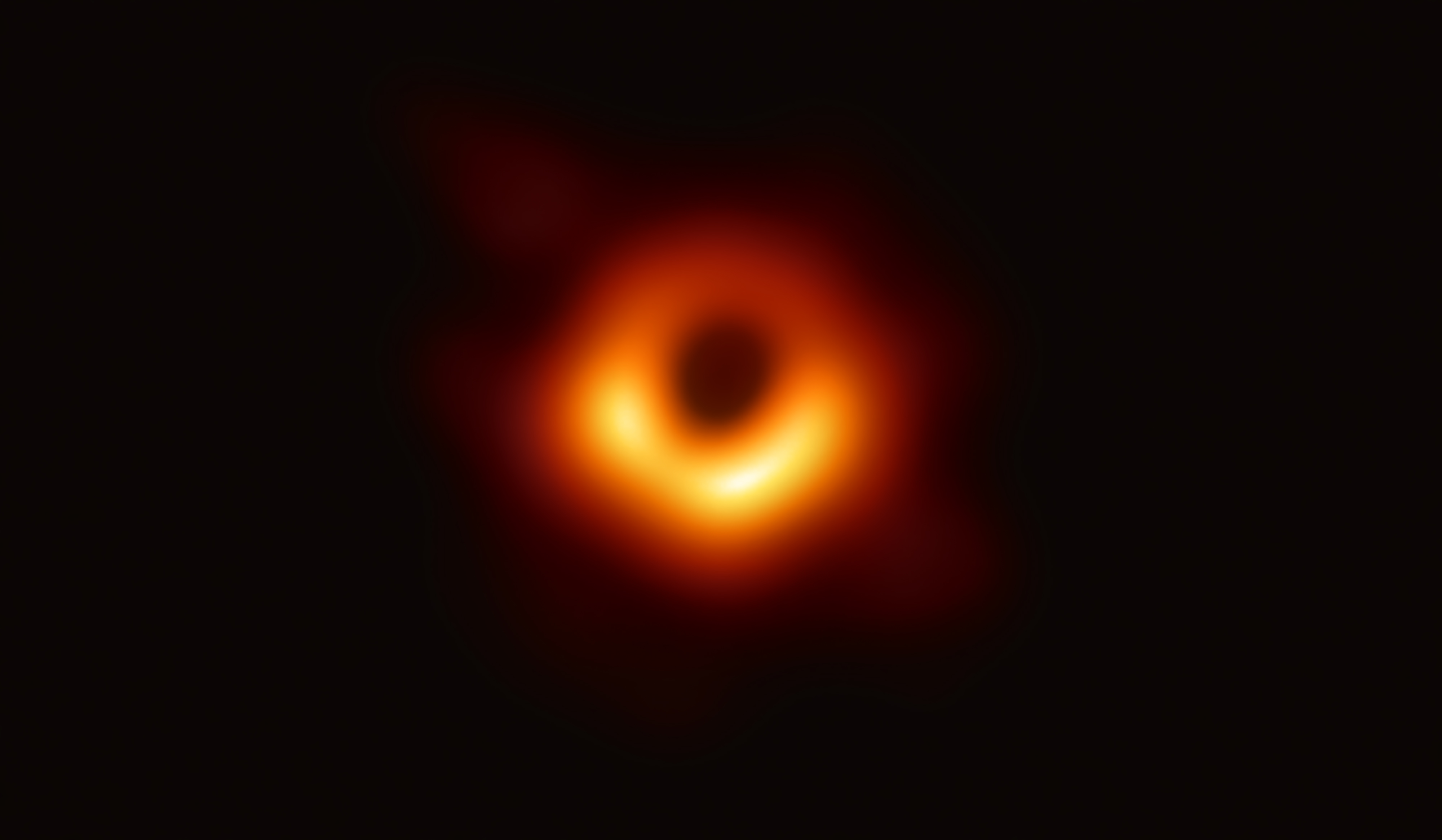 In Defense of the Blurry Black Hole Photo | The New Republic