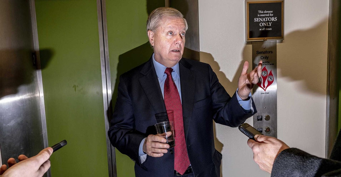 How Lindsey Graham Could Lose in 2020