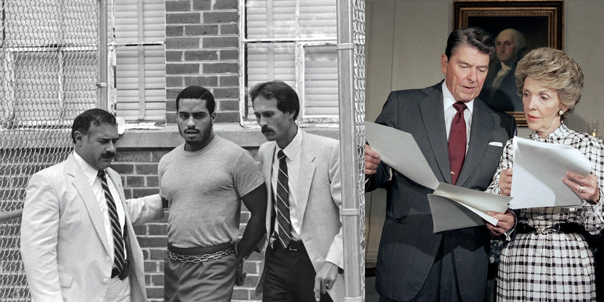 Brian Lee Tribble Whom Prosecutors Accused Of Supplying The Cocaine That Killed Basketball Star Len Bias Is Led To Jail On July 28 1986