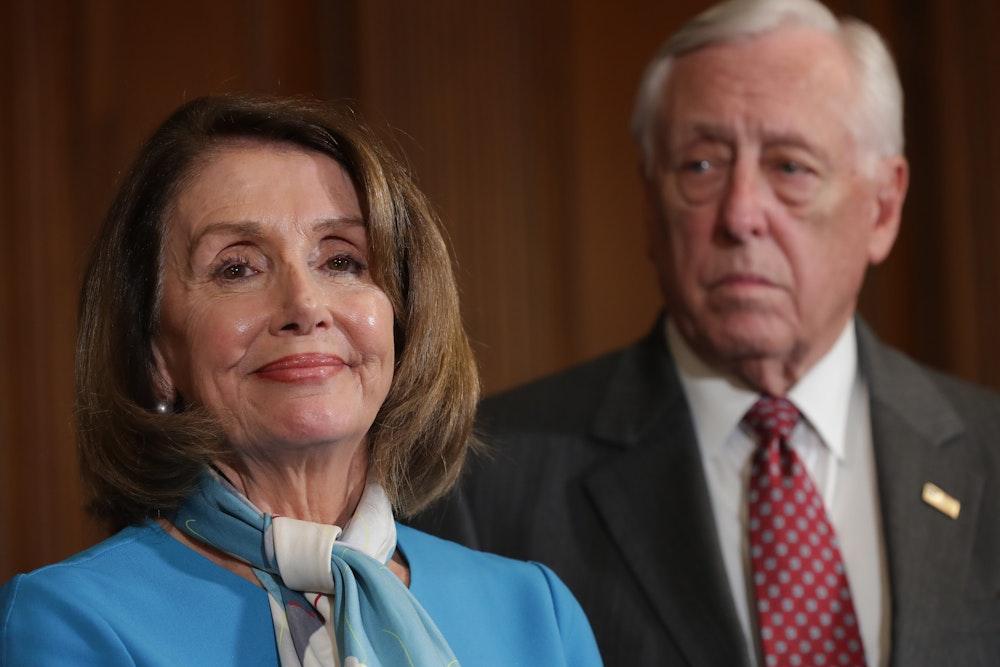 House Democrats' Shameful Abdication of Duty