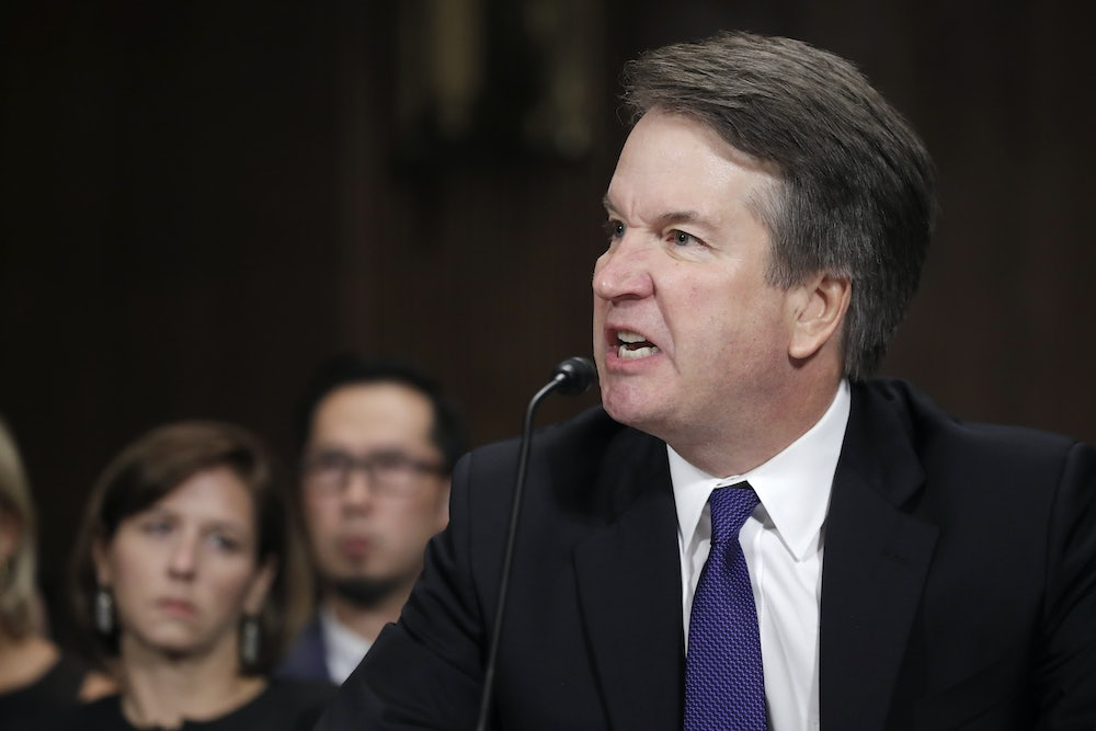 The Kavanaugh Fight Left Wounds That Will Never Heal