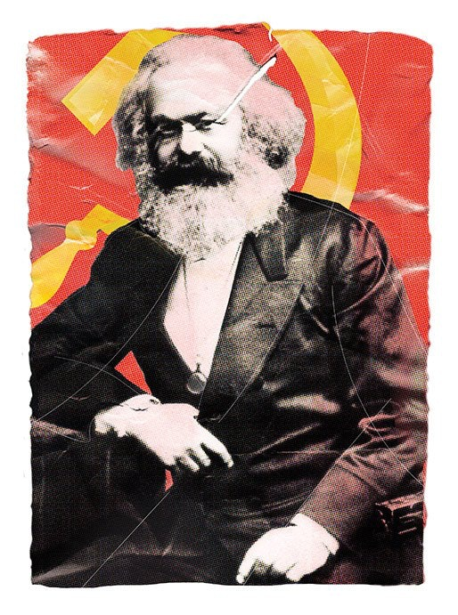 Has anyone ever wrote a paper on Marxism?