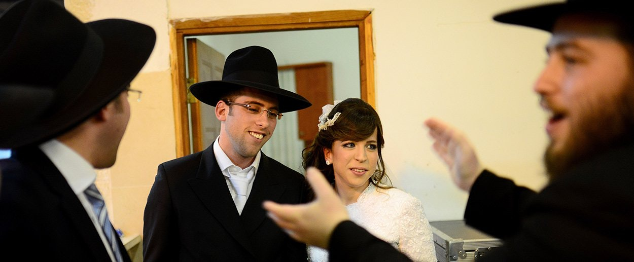 Dating an orthodox jewish man black