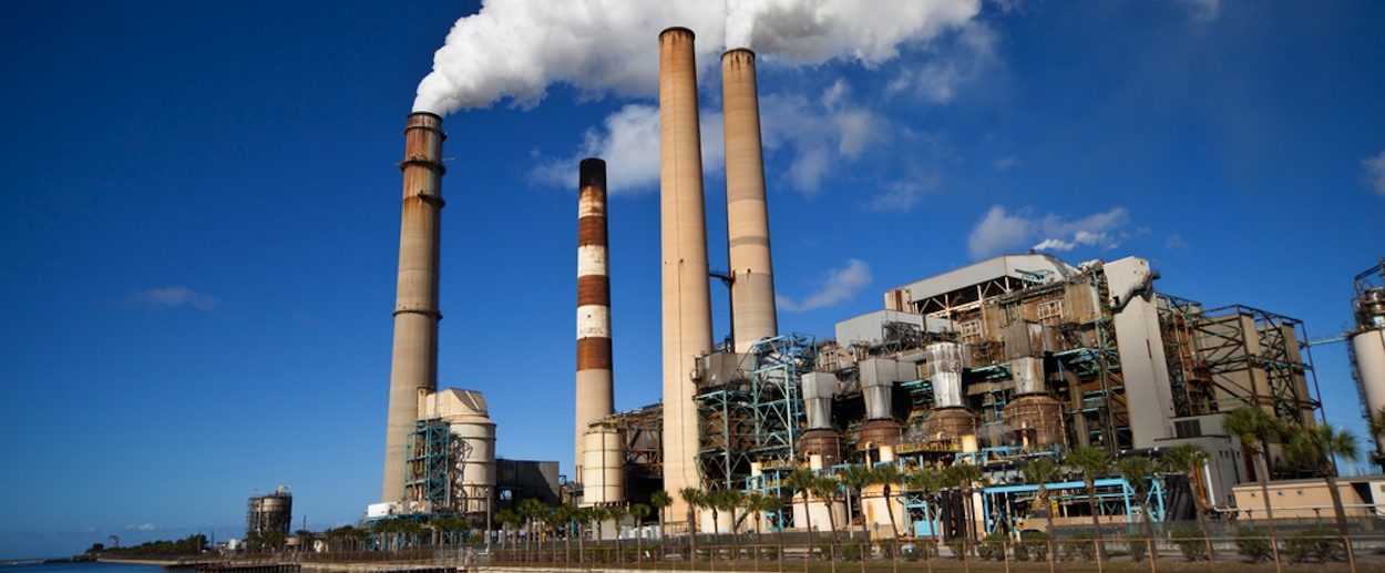 Plant Washington: Meet the Last New Coal-Burning Plant in