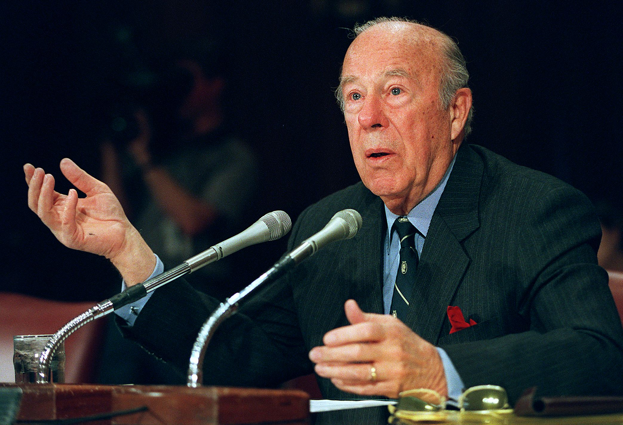 George Shultz, The Nowhere Man thumbnail