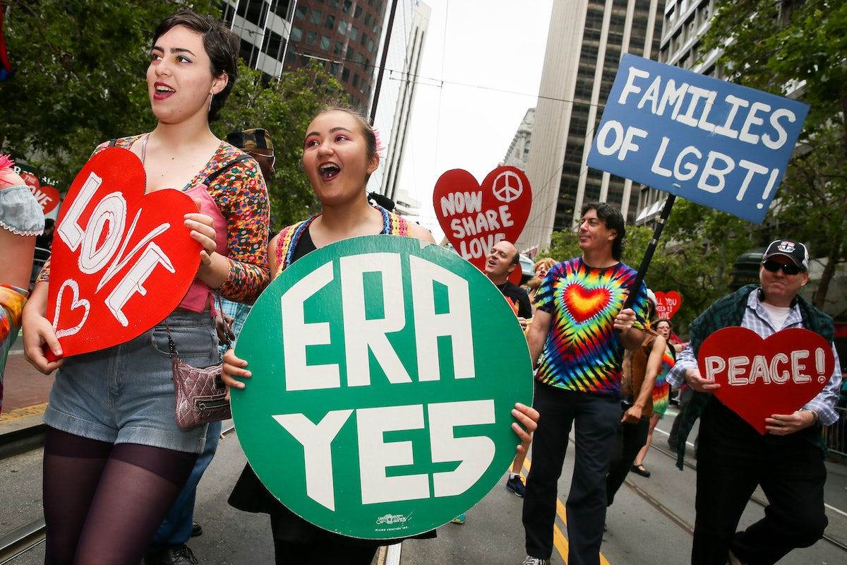 Why the Equal Rights Amendment Still Matters | The New Republic